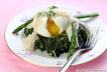 """Recipes 2 try Eggs / """"A box without hinges, key, or lid, Yet golden treasure inside is hid.""""  ― J.R.R. Tolkien, The Hobbit"""