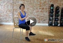 Modified / Seated Workouts