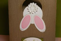 Stampin Up! Easter Ideas