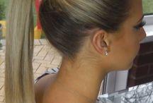 Peinados sencillos y bonitos