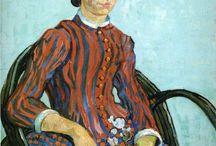 Art / Vincent van Gogh. / by Victoria Buttigieg