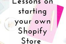 Shopify Tips & Ideas