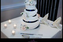 Weddings-Cakes / A treasure trove of cakes, great for ideas for your wedding!