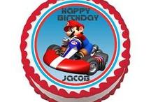 Hayden's birthday ideas