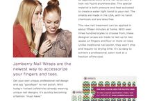 Jamberry Fun / I love Jamberry Nails and love sharing them with my friends as a consultant!   www.tenayawinkelman.jamberrynails.net