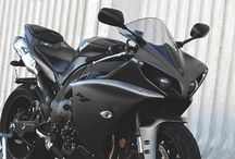 Motocykle i samochody