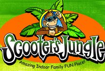 Locations / Tropical themed indoor private event center specializing in children's birthday parties. Come run, jump, swing and celebrate with family and friends.
