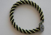 Kumihimo / by Bramalfie Beads etc