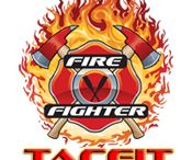 TACFIT firefighter / by Dana Poirier