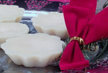Home Meade soaps and lotions x