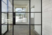 | Entry and hall | / Minimal | quality | design | function | simplicity