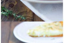 Pies - Tarts - Sliders - Quise - Πίτες - Τάρτες Αλμυρές