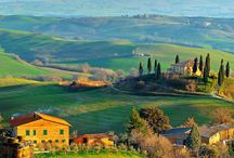 Inspirational Tuscany ... / Feel inspired by the beauty and wonder of Tuscany.