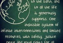 Peace & Human Rights for All / #Peace #Humanity #HumanRights #Unity #Earth