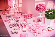 Princess Party / Snacks, decorations and cakes fit for a princess!