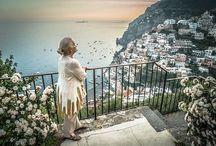 Steven Cox Instagram Photos I got this shot of Mia's grandma last night. It's like from a movie set.  #villasangiacomo #positano