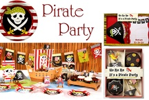 PARTY Pirates!!!! / by Kuku Arts&Crafts