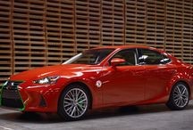Sriracha In Everything – The Hottest Lexus IS Ever