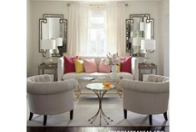 Living Rooms / by Vanessa Francis Interior Design