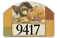 Thanksgiving Home and Garden Decor / All your special Thanksgiving lawn, garden, outdoor indoor home decor flags, yard designs, and much more.