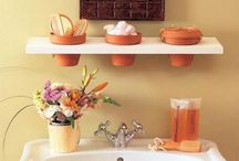 Bathroom decor / by Melody Kimball
