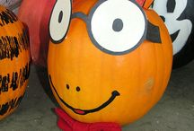 Pumpkin Contest for School / by Jackie Baer