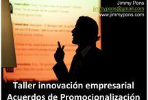 Jimmy Pons     PRESENTACIONES  PONENCIAS  TALLERES / Jimmy Pons     PRESENTACIONES  PONENCIAS  TALLERES