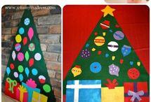 Sadie holiday crafts