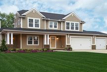 The Chelsea / Learn more about our Chelsea floorplan here: http://waynehomes.com/plan/chelsea / by Wayne Homes