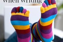 Writing Tips, Tricks, & Advice / by Kati Armbruster