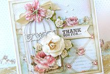 Homemade cards I love! / by Kari Sanchez