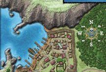 cidades e mapas RPG