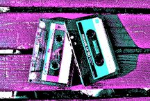 8bit synthwave art