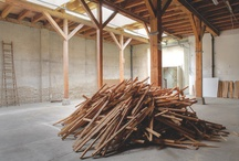 WOOD ARCHITECTURE / by THERMOCHIP byCUPA