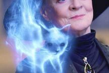 """""""May I offer you a cough drop, Dolores"""" - Minerva Mcgonagall"""