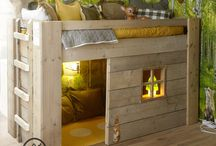 Kids bed DIY