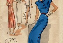 Sewing and Fashion Inspiration