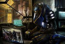 Mass Effect / Anything about Mass Effect
