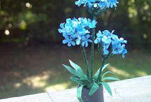 Plantes et fleurs miniatures / Tutoriels