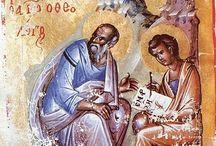 Άγιος Ιωάννης ο Ευαγγελιστής- Saint John the Evangelist