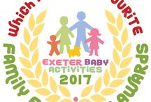 Family Favourite Awards 2017 / Keep up to date with the Family Favourite Awards Exeter 2017. Nominations open in March 2017