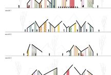 Architecture_Drawings and models / by Inbb ..