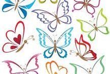 Jak krelsit motýly