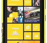 Nokia Lumia Mobile Smart Pnohes