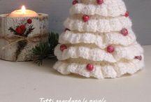 Horgolás/ karácsony
