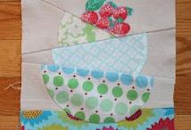 Paper Piecing Blocks / by Nedra Sorensen