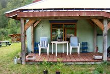 Strawbale, cob and alternative homes / by Denise Thompson