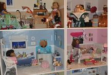 Doll Stuff for the Girls / by Stacey McAllister
