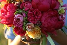 Bridal bouquet de noce
