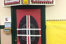 Time to Create a Classroom!